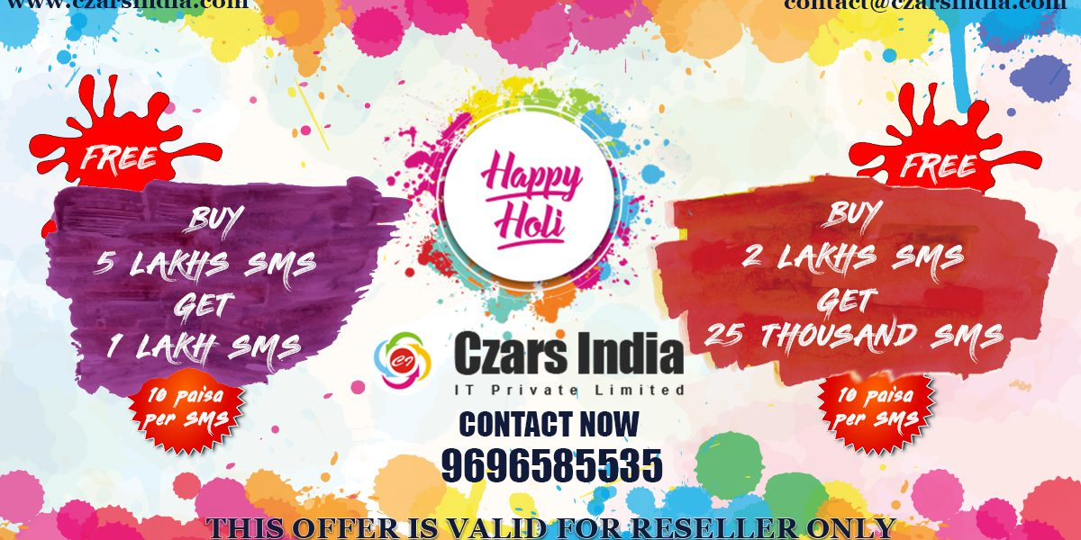 Bulk SMS Archives | Czars India IT Pvt  Ltd
