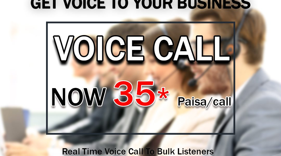 voice calling poster